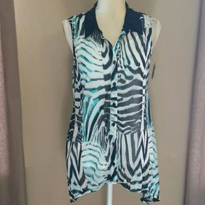 Style & Co. blouse and cami size medium